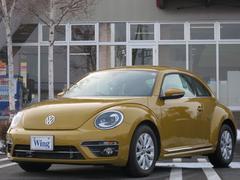 VW ザ・ビートルデザイン 新車保証 禁煙 ナビ地デジ Bカメラ スマートキー