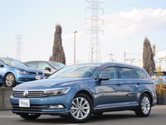 VW パサートヴァリアントTSIエレガンスライン 1オナ 禁煙 ACC純ナビ 新車保証