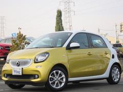 スマートフォーフォーパッション 新車保証 1オーナ禁煙 オプションナビ クルコン