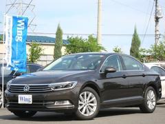 VW パサートTSIコンフォートライン 1オーナ 新車保証 LED禁煙ナビ