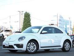 VW ザ・ビートルBASE 新車保証 禁煙 HIDライト ブラインドスポット