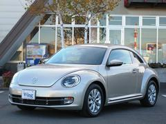 VW ザ・ビートルクリエイトユアオウン 禁煙 HID 黒レザー シートヒーター
