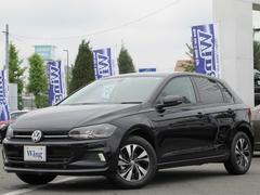 VW ポロTSIコンフォートライン 新車保証禁煙 ディスカバープロナビ