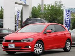 VW ポロTSIトレンドライン 新車保証 禁煙 APP−Connent