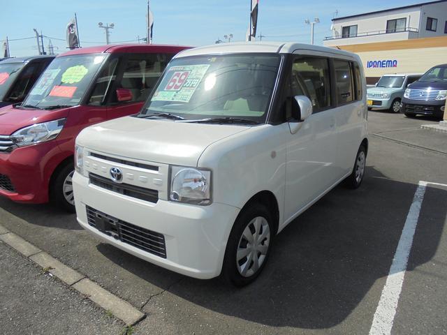 トヨタ L SDナビ エコアイドル ETC
