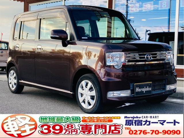 トヨタ ピクシススペース カスタム X メモリーナビ・CD・ワンセグ・バックカメラ・ETC