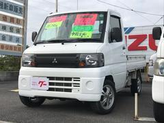 ミニキャブトラックVX−SE 4WD 5速マニュアル エアコン アルミホイール