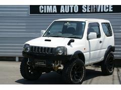 ジムニーXG 4WD 5MT ターボ リフトアップ