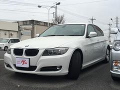 BMW320i 純正HDDナビ 黒革シート ETC ワンオーナー