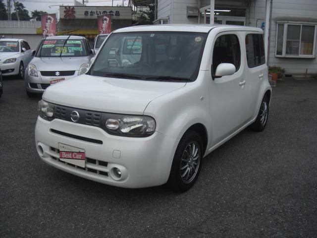 日産 15X Vセレクションナビ/アイドリングストップ