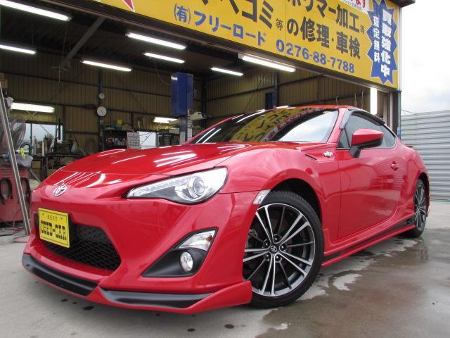 トヨタ GTリミテッド ナビ 地デジ DVD再生 6MT 1オーナー