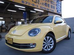 VW ザ・ビートルデザイン ワンオーナー HIDヘッドライト ETC