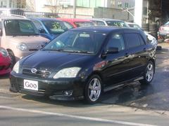 カローラランクスZ TRD Sports M 限定車 6速マニュアル