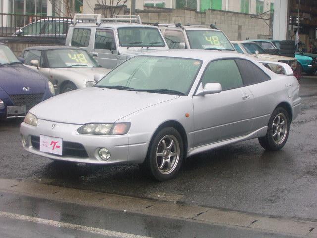 トヨタ BZ-R 6速マニュアル