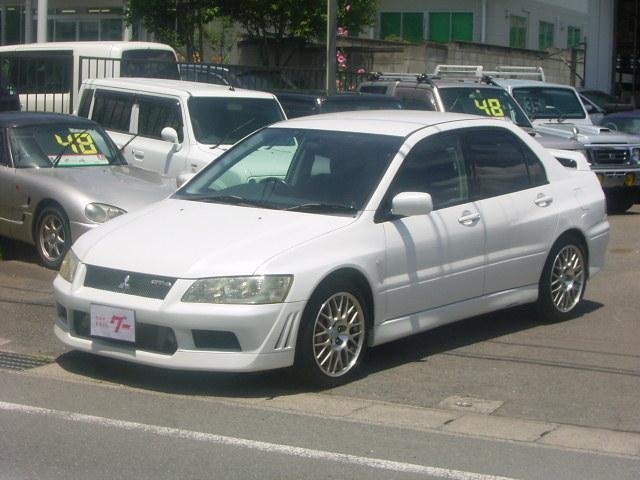 三菱 エボリューションVII GT-A 4WD