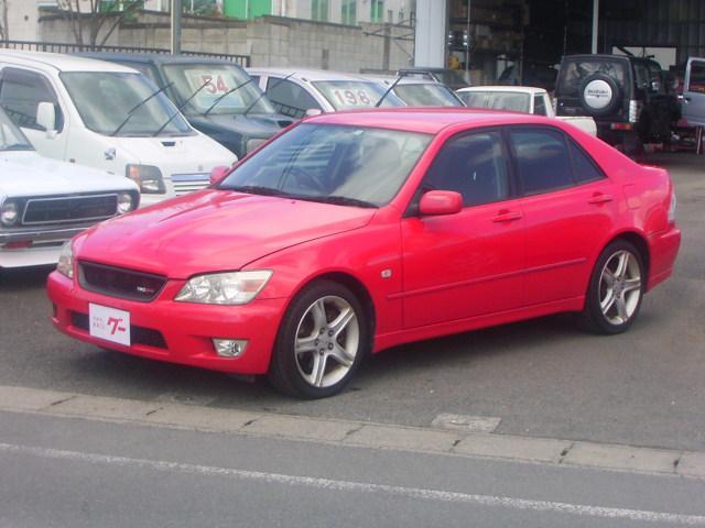 トヨタ RS200 Zエディション 6速マニュアル 17インチアルミ