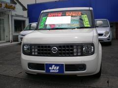 キューブSX タイミングチェーン ETC ABS 電動格納ミラー