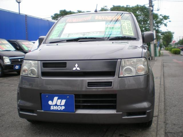 三菱 リミテッドエディション ベンチシート ABS 電動格納ミラー