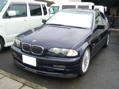 BMW320i アルピナ調仕上げ アルピナAW&スポイラー
