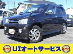 テリオスキッドカスタムX 4WD ターボETCナビ テレビ キーレスABS