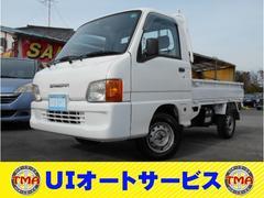 サンバートラックTB 4WD エアコン 5MT 荷台塗装済み