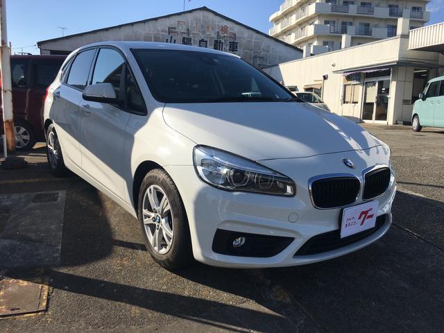 BMW 2シリーズ 218iアクティブツアラー (検32.1)