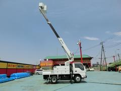 エルフトラック高所作業車 タダノAT105 電工仕様 キーレス ETC