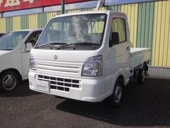 キャリイトラックKCエアコン・パワステ・4WD 届出済未使用車