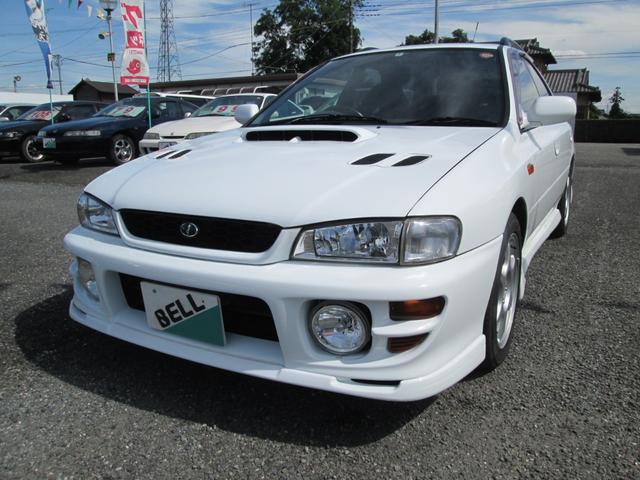 スバル WRX/4WD/純正5速MT/ターボ/サンルーフ
