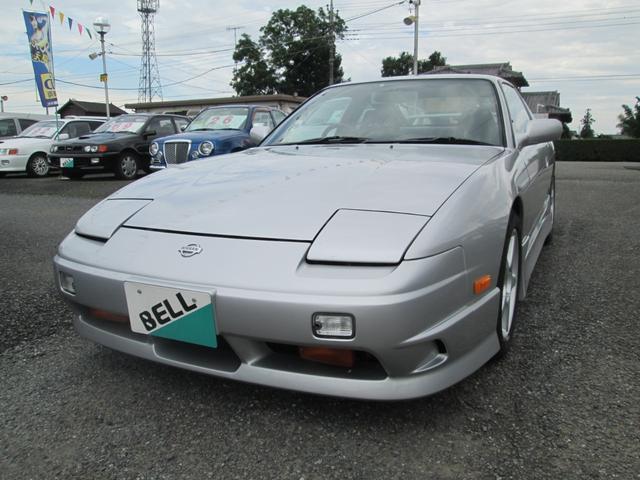 日産 タイプX/スーパーハイキャスPkg/純正5速/TEIN車高調