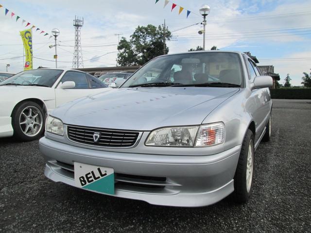カローラ GT/純正6速/エアロ/カヤバショック/15インチアルミ