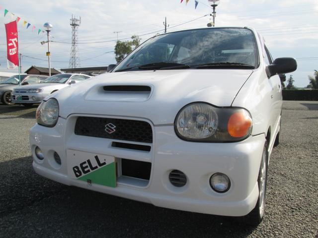 スズキ RS/Z /純正5MT/ターボ/スズキスポーツマフラー