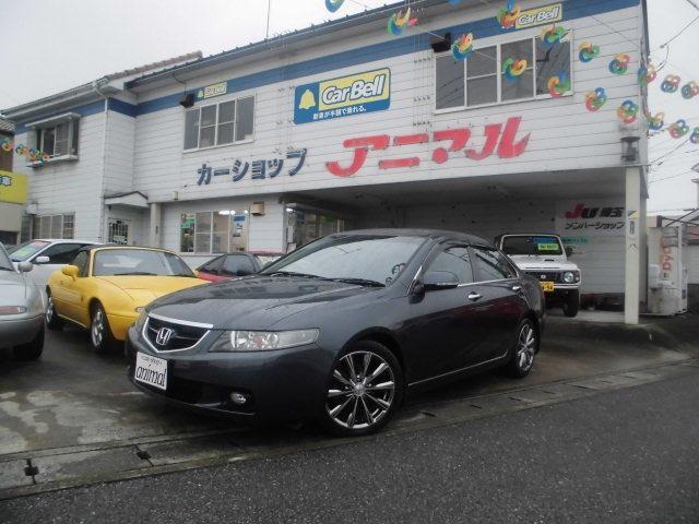 ホンダ アコード 20EL メッキ17AWタイヤ新品RS-Rサス