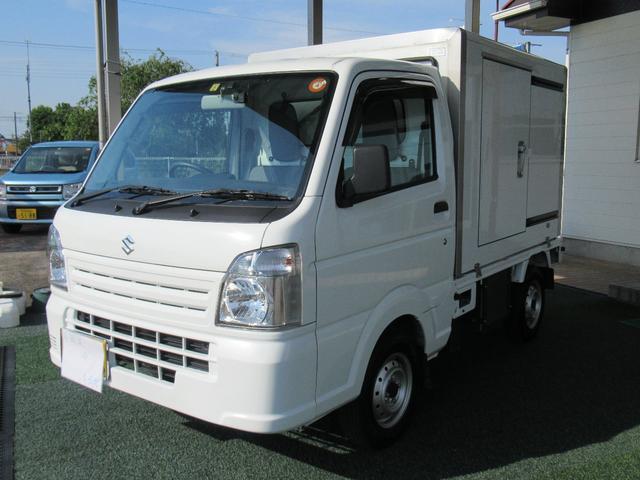 スズキ  冷凍車 -5℃〜+20℃