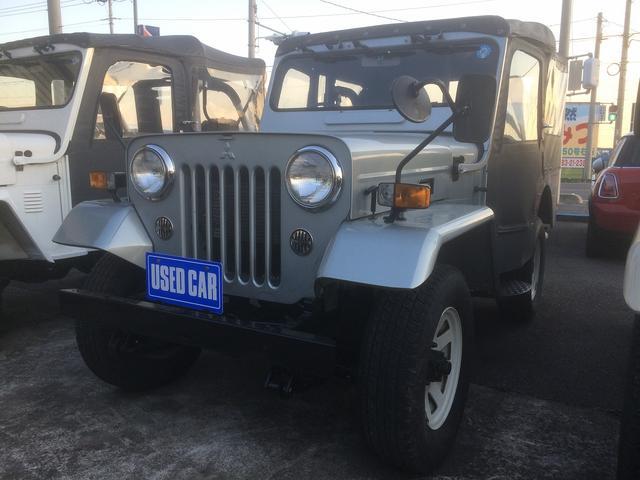 キャンバストップ ターボ 4WD J55 ディーゼル 4MT