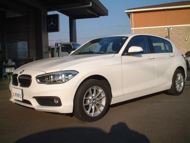 BMW 118i ナビ ETC パーキングサポート ワンオーナー