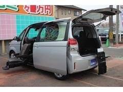 スペイド助手席リフトアップシート電動車椅子収納トヨタセーフティセンス