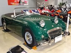 オースチンヒーレースプライトマークI 1958