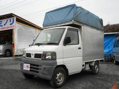 ミニキャブトラックパネルバン エアコン パワステ 5速マニュアル車