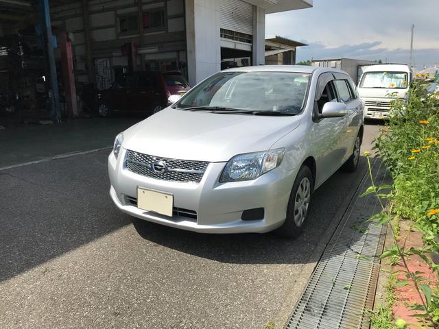 トヨタ 1.5X ナビ TV ステーションワゴン CVT CD MD