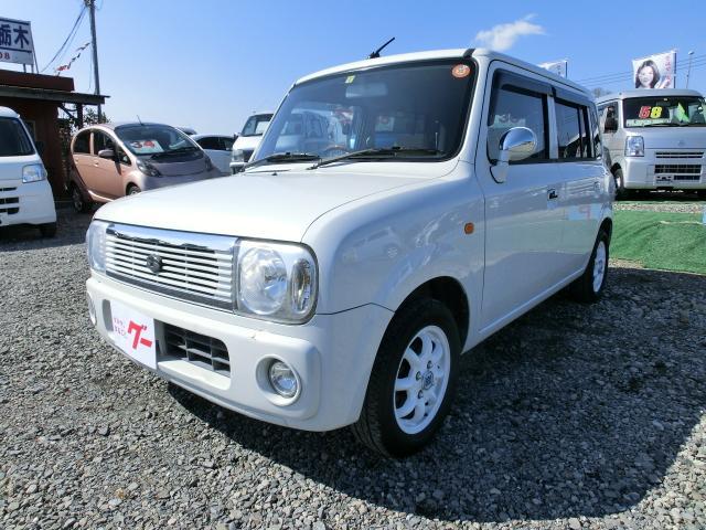 「スズキ」「アルトラパン」「軽自動車」「栃木県」の中古車