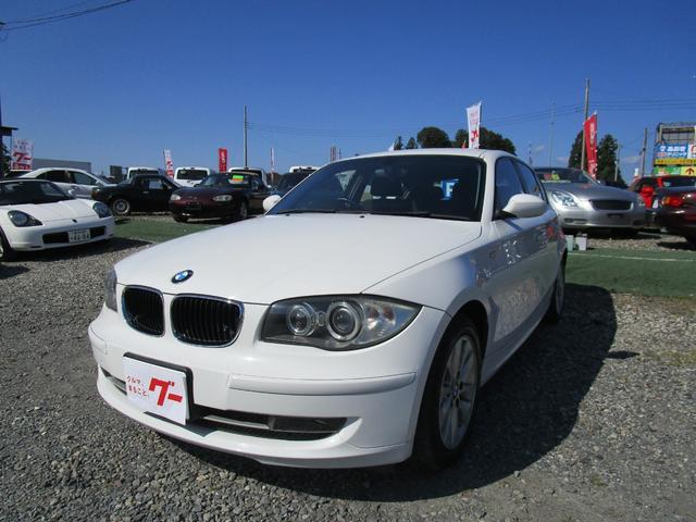 BMW 116i プッシュスタート スマートキー ETC