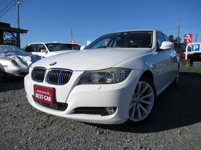 BMW 3シリーズ 325i ハイラインパッケージ 純正HDDナビ ETC 革シート フロントシートヒーター付きパワーシート ディーラー車