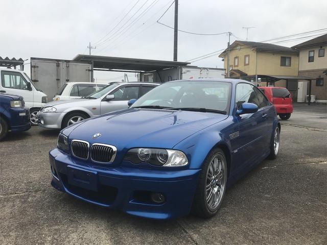 BMW M3 M3クーペ 社外車高調 社外マフラー