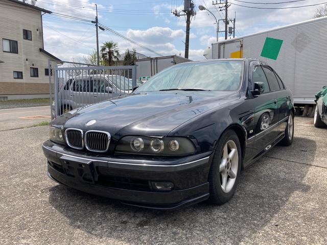 BMW 5シリーズ 525i ETC AW AC AT パワーウィンドウ
