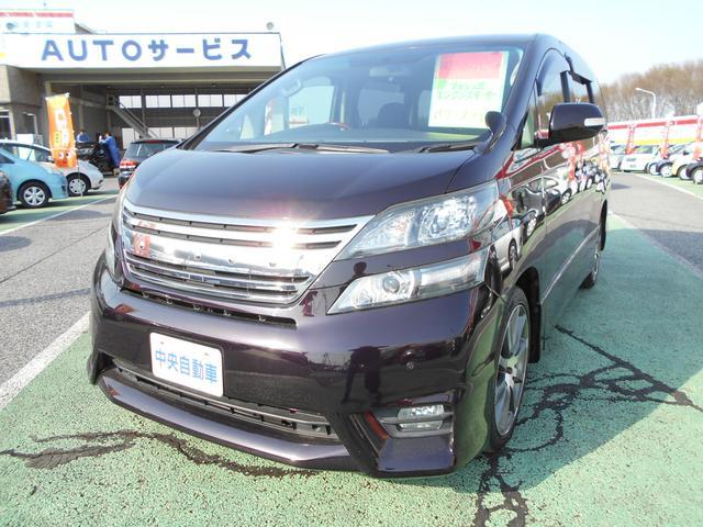 トヨタ 2.4Z 純正ナビ TV 電動スライドドア ETC HID
