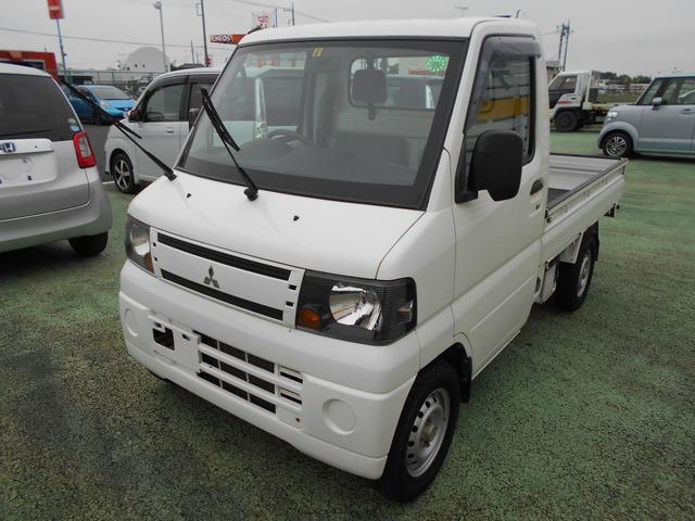 三菱 VX-SE 5速マニュアル 4WD 純正ラジオ