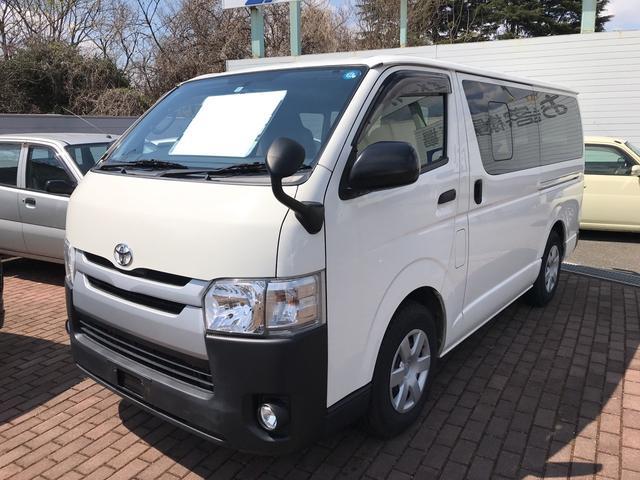 トヨタ DX Bパッケージ ディーゼル キーレス ナビ ETC付