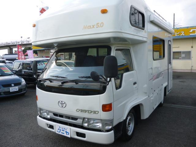 トヨタ キャンピングカーアネックスリバティMAX5.0