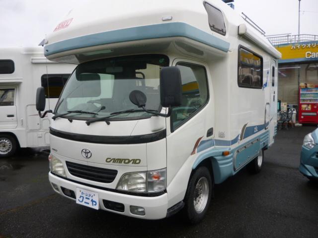 トヨタ バンテックジル 3.0D 4WD